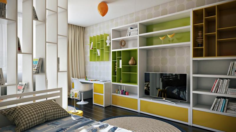 Thiết kế nội thất văn phú victoria