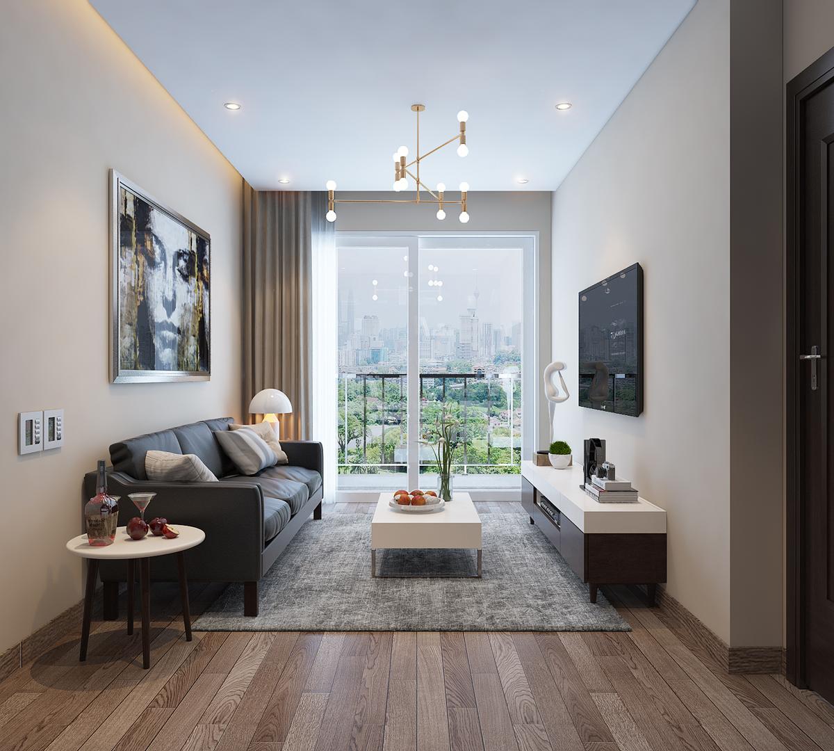 Thiết kế nội thất biệt thự liền kề Park City