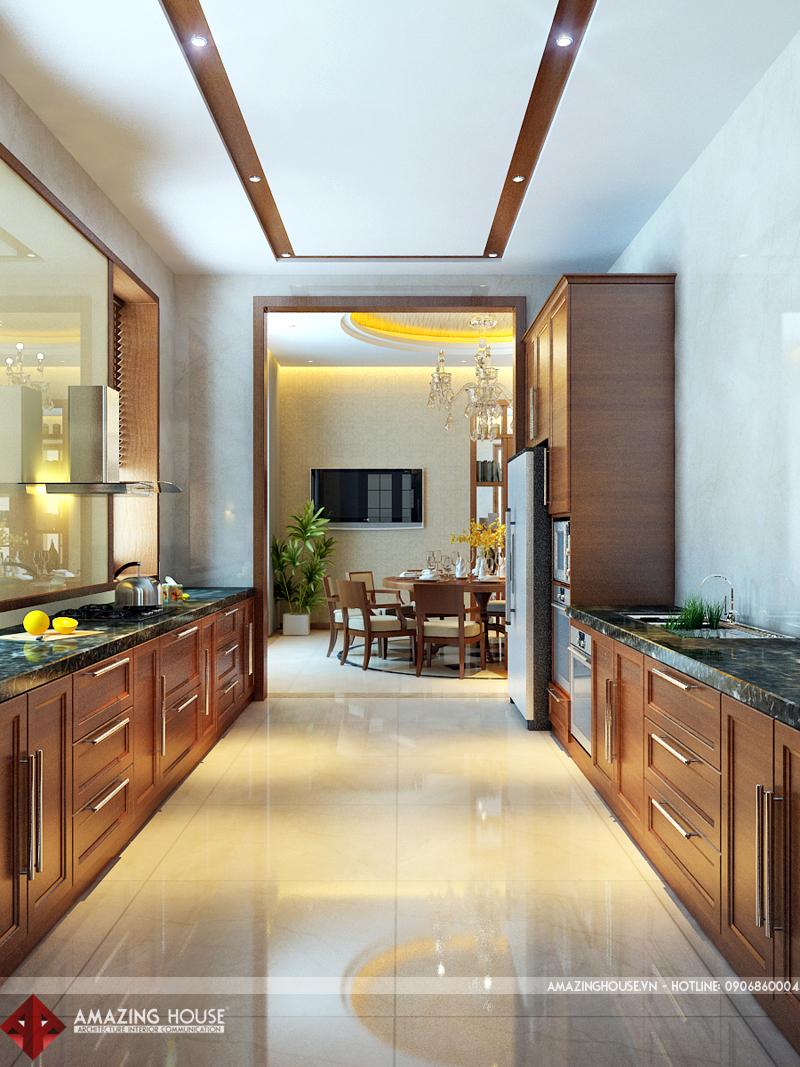 Thiết kế nội thất biệt thự Ecopark – Chủ đầu tư: anh Lâm