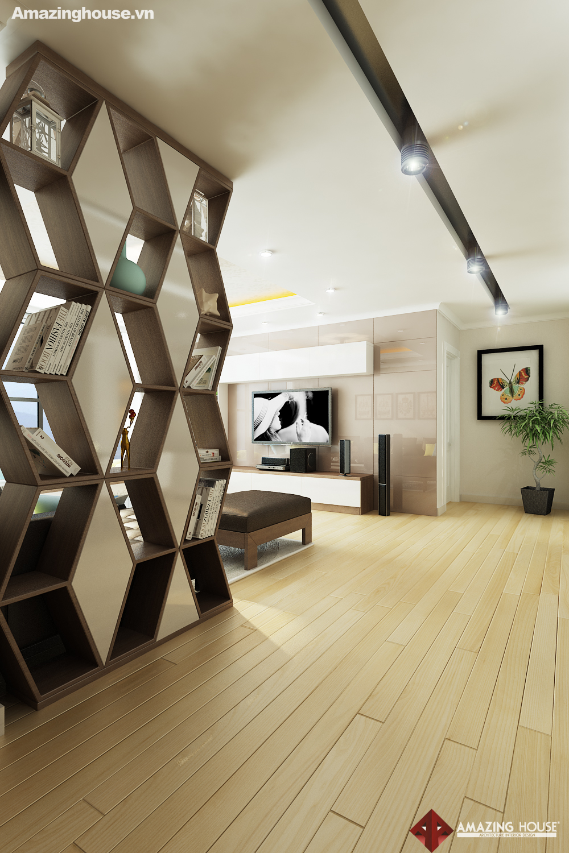 Thiết kế nội thất Green Stars