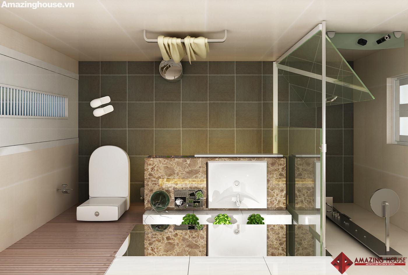 Thiết kế nội thất Hồ Gươm Plaza