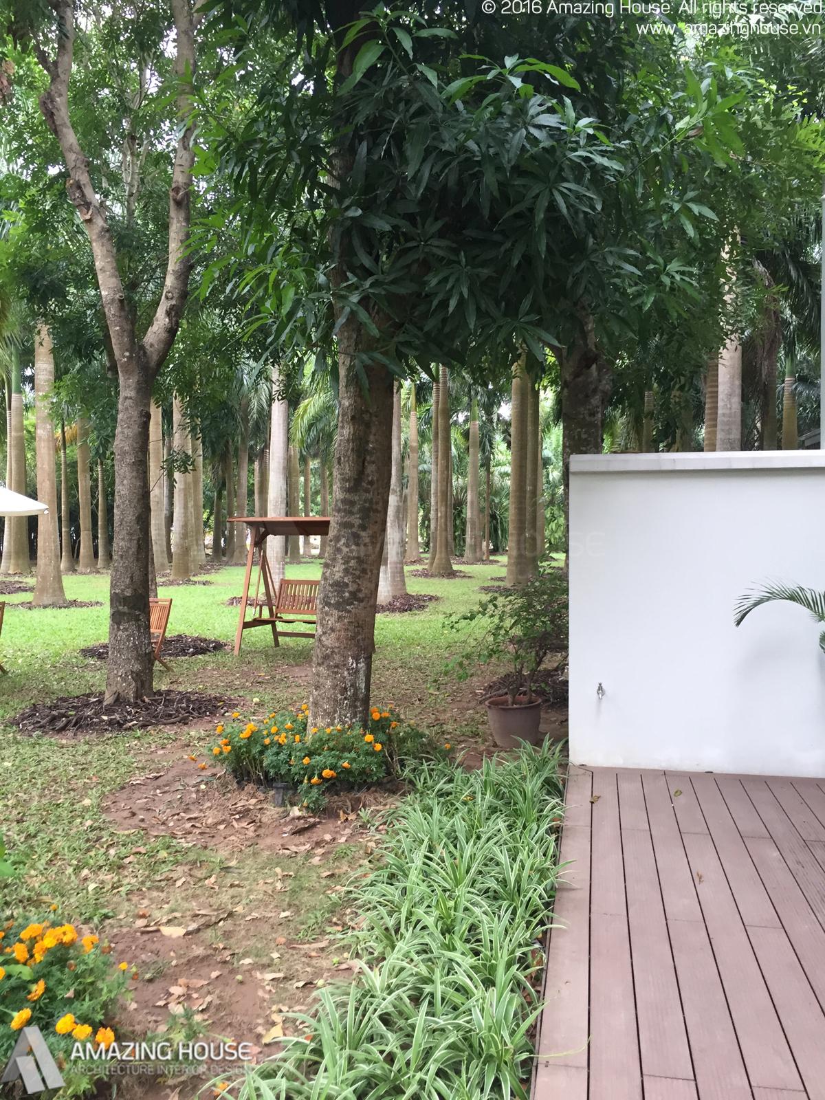 Hình ảnh thi công hoàn thiện nhà chị Lan Ecopark