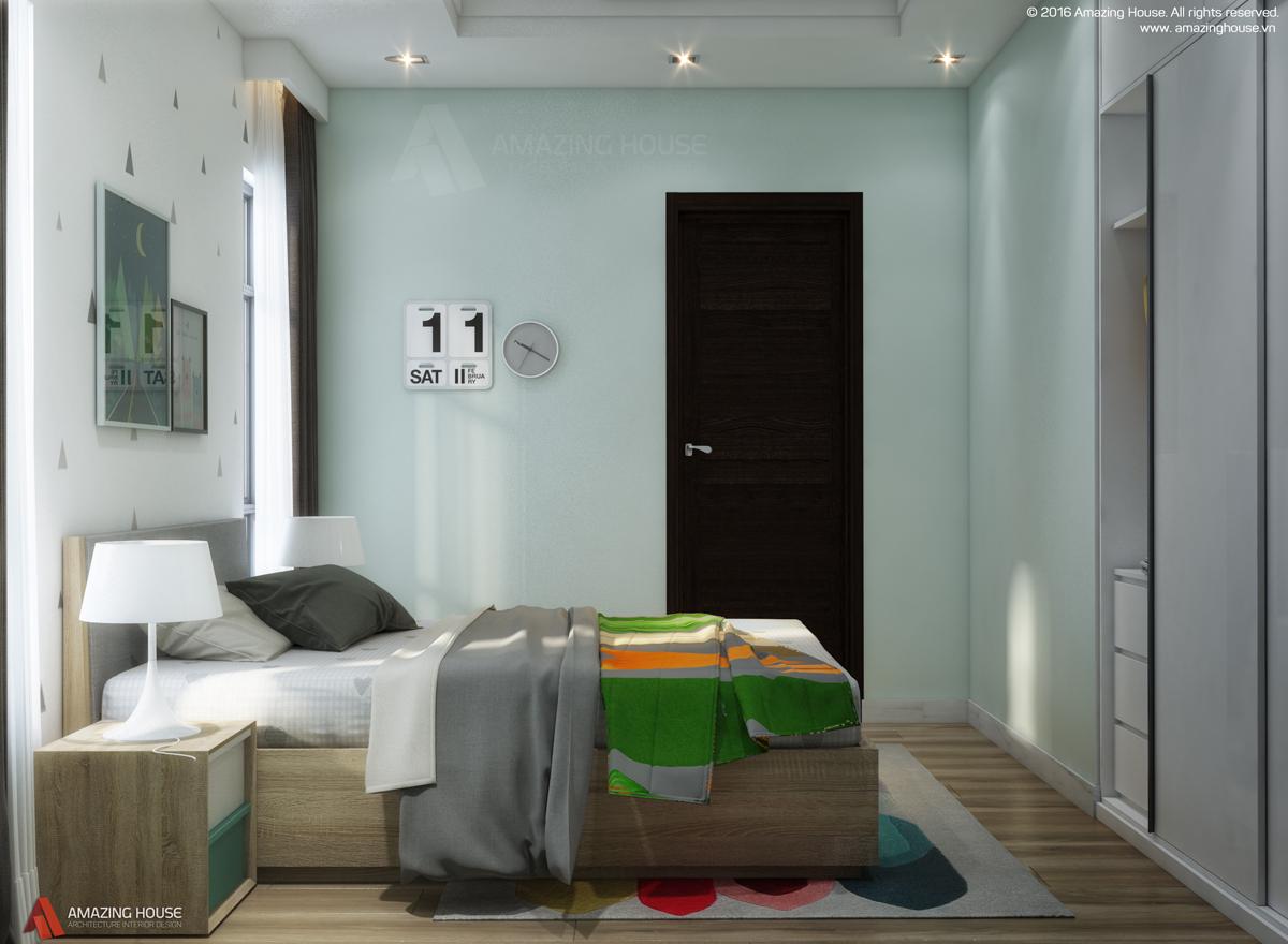 Thiết kế nội thất Vinhome Gardenia Mỹ Đình