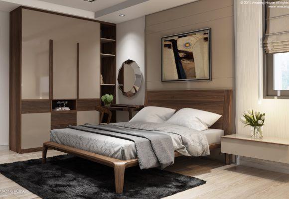 Thiết kế nội thất Home City Trung Kính