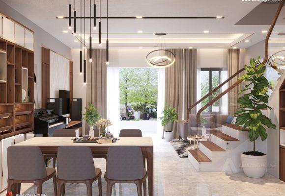 Thiết kế nội thất biệt thự liền kề Evelyne Garden