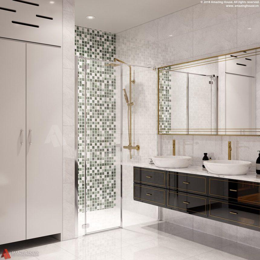 Thiết kế nội thất cao cấp chung cư The Link Ciputra