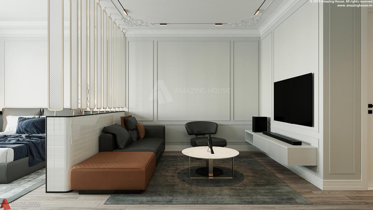 Amazing House - đơn vị thi công và thiết kế nội thất  chuyên nghiệp tại Hà Nội