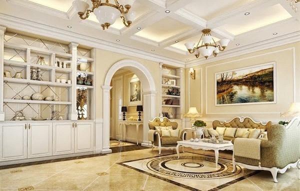 Chia sẻ 8 phong cách thiết kế nội thất chung cư hiện đại