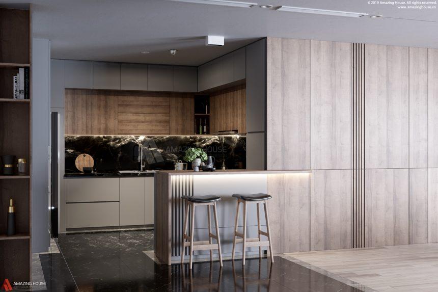 Thiết kế nội thất căn hộ Sunshine City – biểu tượng mới phía Tây Hà Nội
