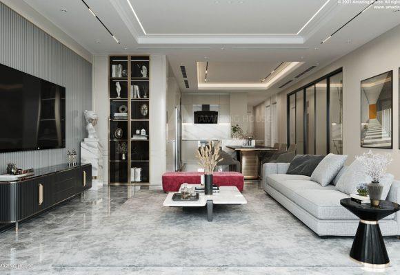 Thiết kế nội thất Apartement chi Mai Da Nang