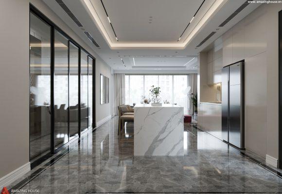 Dự án trọng điểm trong năm 2021 – Apartment Mrs. Mai Đà Nẵng